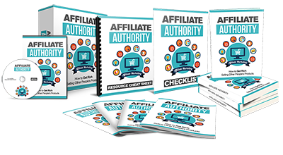 Affiliate Marketing Authority Ebook and Videos