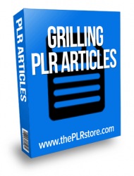 grilling-plr-articles-private-label-rights