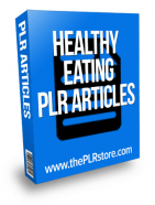 healthy-eating-plr-articles