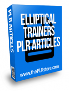 elliptical-trainers-plr-articles