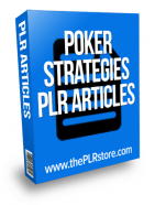 poker-strategies-plr-articles