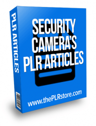 security-cameras-plr-articles