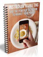 instagram marketing plr report