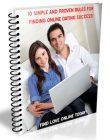 online dating plr list building