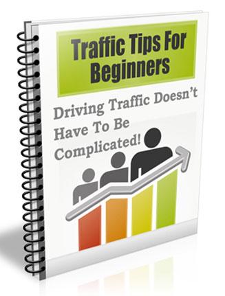 traffic tips for beginners plr autoresponder messages
