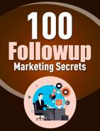follow up marketing secrets