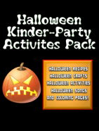 halloween plr package