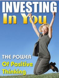 investing in you plr ebook