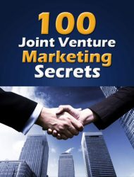 joint venture marketing secrets report