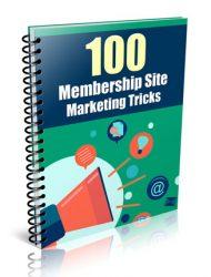 membership site marketing plr report