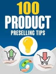 product presell tips