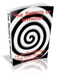 secrets of hypnosis plr ebook
