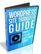wordpress site transfer plr videos