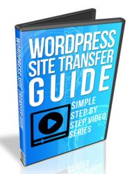 wordpress site transfer plr videos