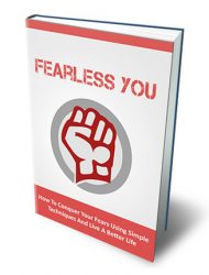 fearless you ebook fearless you ebook Fearless You Ebook With Master Resale Rights fearless you conquer fear ebook mrr cover 190x250