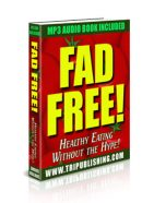 healthy eating plr ebook