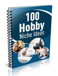 hobby niche ideas plr report
