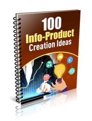 info product creation plr report
