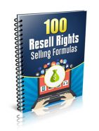 resell rights selling formulas