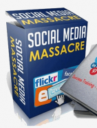 social media massacre plr video