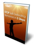 stop self defeating behavior ebook