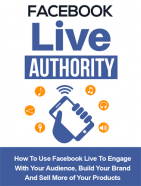 facebook live authority ebook and videos