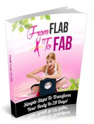flab to fab ebook flab to fab ebook Flab to Fab Ebook with Master Resale Rights flab to fab ebook 190x250