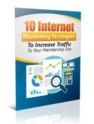 increase traffic to your membership site plr ebook