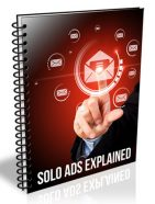 solo ads explained plr