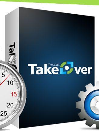 wordpress page takeover plugin