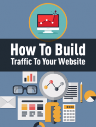 build traffic to your website plr report