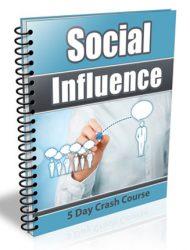 social influence plr autoresponder messages