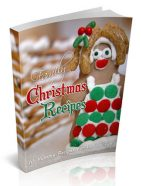family christmas recipes ebook
