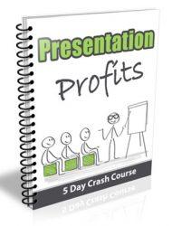 presentation profits plr email messages