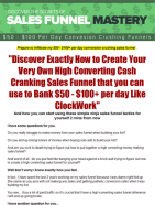 sales funnel mastery plr videos