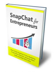 snapchat marketing ebook snapchat marketing ebook Snapchat Marketing Ebook for Entrepreneurs MRR snapchat marketing ebook 190x250
