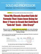 solo ad professor plr videos ready to sell