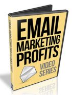 email marketing profits plr videos