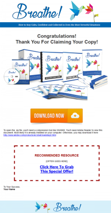 stress management ebook and videos