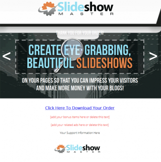 wordpress slideshow plugin