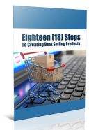 creating best selling products plr report