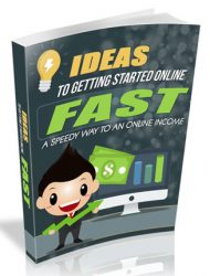 getting started online fast ebook getting started online fast ebook Getting Started Online Fast Ebook with Master Resale Rights getting started online fast ebook 190x250