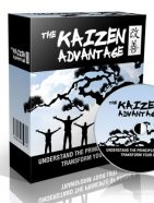 kaizen advantage ebook and videos
