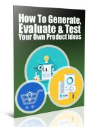 testing product ideas plr report