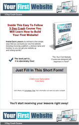 private label rights Private Label Rights and PLR Products your first website plr autoresponder messages squeeze page
