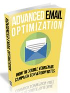 advanced email optimization plr ebook