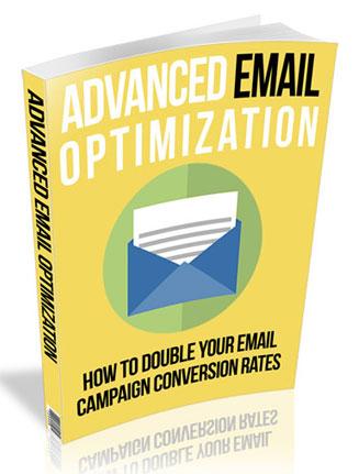 advanced email optimization plr ebook