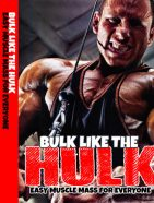 bulk like the hulk ebook and videos