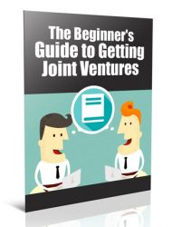 getting joint ventures plr report