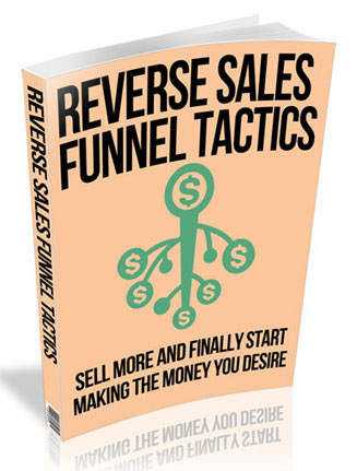 reverse sales funnel plr ebook